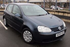 Volkswagen Golf 1.4 S 5dr++FULL S/H++2 PREVIOUS OWNERS++HPI CLEAR++MOT 10/18++3 MONTHS WARRANTY
