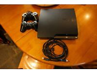 Playstation 3 Bundle (+2 controllers, HDMI cable, 3 games)