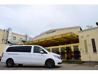 Mercedes Viano | Mercedes Vito | Mercedes V Class | 7 seat 8 seat & 9 seat Hire | Wedding Cars