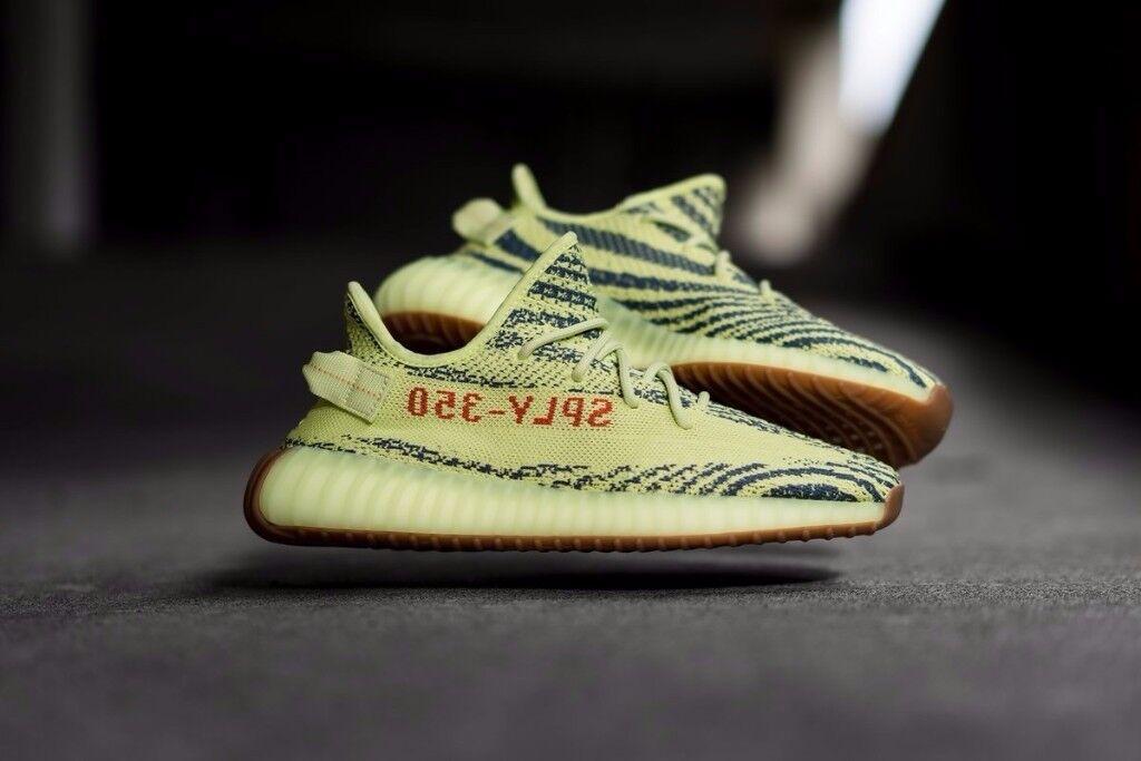 adidas yeezy boost 350 v2 semi frozen yellow resale value