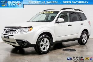 2013 Subaru Forester Commodite MAGS+SIEGES.CHAUFFANTS