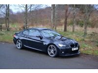 BMW 3 Series E92 320d M Sport - Sapphire Black Metallic w/ Coral Red Leather Interior - LCI Upgrades