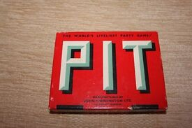 PIT Card Game (Vintage Party Game)