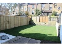 3 Bed/Bedroom Split Level Garden Flat In London Fields/Hackney E8