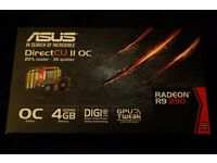 Asus AMD Radeon R9 290 DirectCU II OC Graphics Card (4GB, GDDR5, PCI Express 3.0