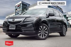 2015 Acura MDX Tech at Accident Free| DVD| Navigation|