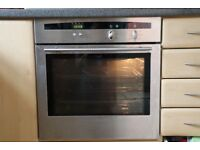 Neff electric oven, Neff Gas Hob and Neff extractor hood