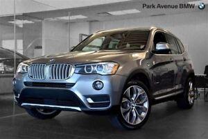 2015 BMW X3 xDrive28d DIESEL // BI-XENON + 19''
