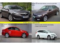 PCO CARS HIRE RENT DIESEL HYBIRD £110 PER WEEKUBER READY