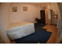GOOD SIZE DOUBLE BED ROOM GROUND FLOOR