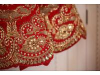 Beautiful Wedding Lengha for Sale