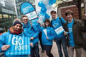 Cheer for Parkinson's UK at the London Marathon!