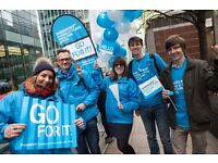 Cheer for Parkinson's UK at the London Marathon!