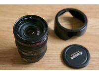Canon 24-105mm f/4.0 L IS USM Lens