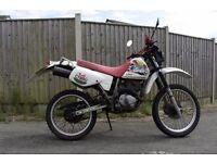 Honda XLR 125 1999