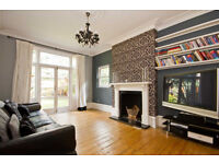 A magnificent 5 bedroom family home with lots of period features in quiet residential road in Acton