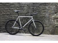 Christmas SALE ! GOKU Steel Frame Single speed road bike TRACK bike fixed gear U8J