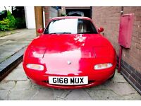 Mazda MX5 for sale classic car
