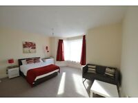 Big double room to rent, close to university campus, couples ok, non-students ok, short or long term