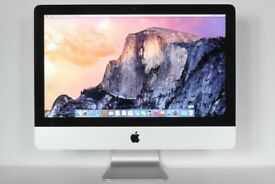 *Office clearance* IMac Late 2015 model, very good condition, 4K, 3.1 GHz, 1 TB storage