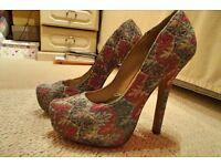 Forever 21 Multicolour heels