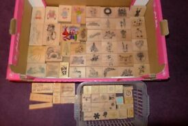 Craft stamps / stampers £1 each