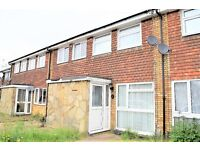 TREMENDOUS 2 BED HOUSE AVAILABLE - UB3, HAYES/HARLINGTON - PRIVATE GARDEN & PARKING