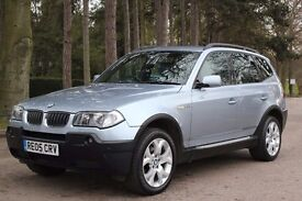 BMW X3 2.0 d Sport 5dr LEATHER SEATS , HPI CLEAR