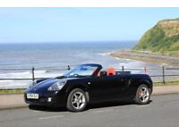 Toyota MR2 1.8 VVT-i Roadster 2dr ***Full service history and next M.O.T 03/2019***