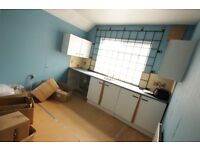 Large shop with 2 bedroomed flat above