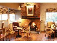 LIVE IN - Chef de Partie Required, Gastro Pub, Near Epsom, Surrey