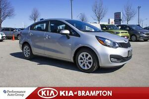 2013 Kia Rio LX PLUS|REMOTE STARTER|BLUETOOTH|KEYLESS|ALLOYS|MP