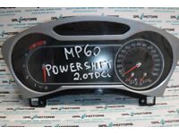 FORD S-MAX GALAXY MONDEO CONVERS + SPEEDO CLUSTER 2.0 TDCI 2006-2010 MP60
