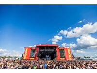 Reading Festival Saturday 2 Tickets - GOOD OFFER!