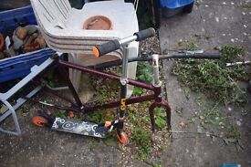 Free bike and scooter stuff
