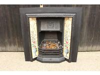 Stovax Cast Iron Insert Fireplace.