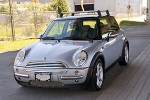 2002 MINI Cooper Only 500 Made!Coquitlam Location - 604-298-6161