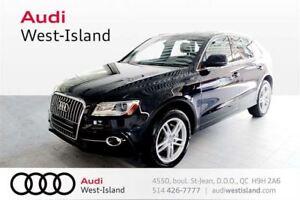 2013 Audi Q5 2.0 PROGRESSIV S-LINE TOIT PANO