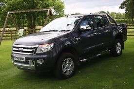 2013 Ford Limited Ranger 3.2