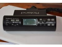 Roland TD-4 percussion sound module.