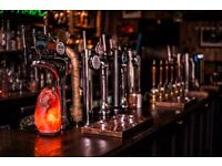 Experienced head chef needed in craft beer pub ASAP 30+hours PW.