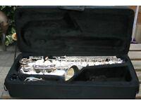 Trevor James Artemist alto saxophone Silver Plated