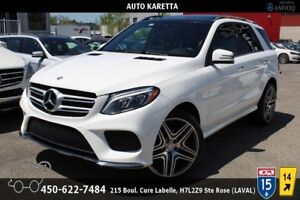 2016 MERCEDES GLE 350d 4MATIC, 37.709 KM NAVIGATION, CAMERA 360