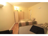 REALLY NICE TWIN ROOM IN ARCHWAY COZY AND LARGE!!! OCCASION!!!