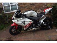 Yamaha YZF R125 (2008) **£1550**