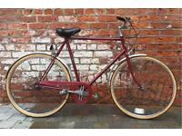 Vintage Raleigh Hercules Racer
