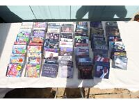 CDs 81 in total mainly rock/metal and Now Music albums