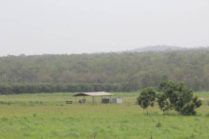 Grazing or Crop ready land with improvements