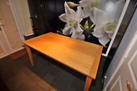 Extendable Dining Room Table, bought from Arthur Llewellyn Jenkins