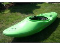 Wave Sport D75 White Water Kayak